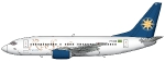 RioSul Boeing 737