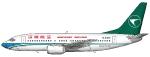 Shenzhen Boeing 737