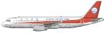 Sichuan Airbus A320