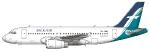 Silkair Airbus A319