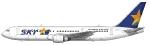 Skymark Boeing 767-300