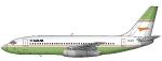SlokAir Boeing 737