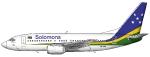 Solomons Boeing 737