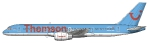 Thomson Boeing 757-200