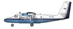 Tunisavia Twin Otter