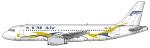 UM Air Airbus A320