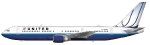 United Boeing 767-300
