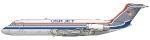 USA Jet DC-9