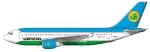 Uzbekistan Airbus A310