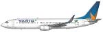Varig Boeing 737-800-900
