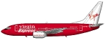 Virgin Express Boeing737-