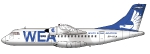 White Eagle Aviation-ATR42