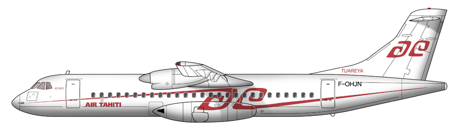 LPH2O - Airline Paint Scheme