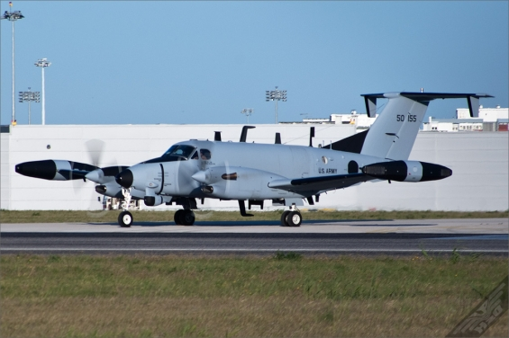 Beechcraft RC-12K Huron